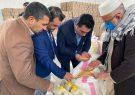 توزیع مواد غذایی به ۲۴۷ خانواده بیجاشده در بادغیس