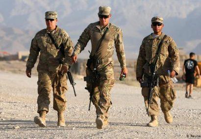 دو هزار سرباز از افغانستان به خانههایشان برگردند
