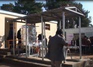 هفت پروژه آب و حفظ الصحه در هفت مکتب هرات به بهره برداری رسید