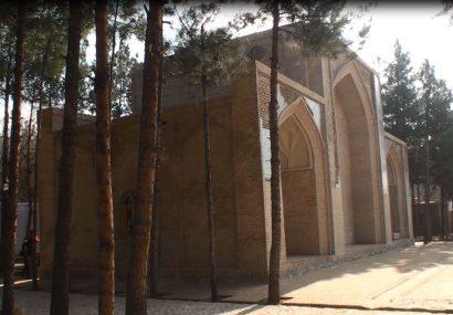 کار ترمیم و مرمت سازی زیارت مولانا واعظ کاشفی در هرات به پایان رسید