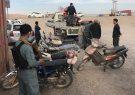 یک هزار موترسایکل بدون اسناد و دو سرنشین در هرات جمع آوری شده است