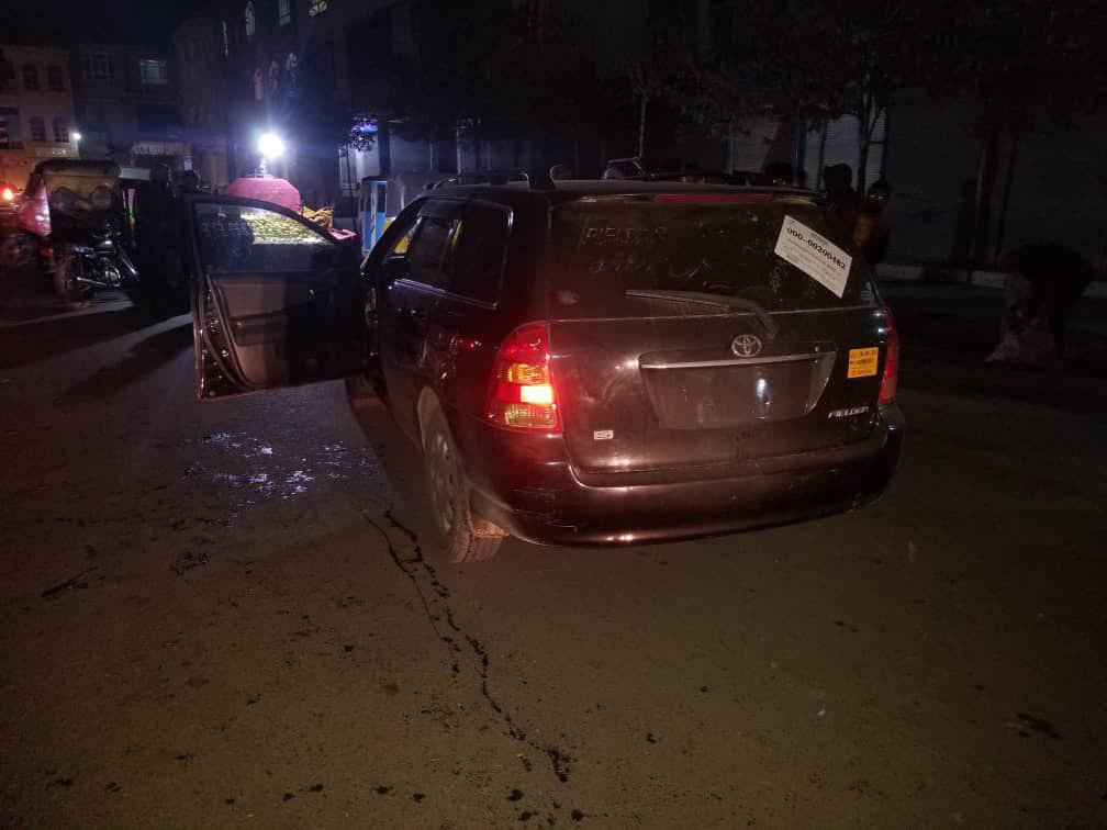 پولیس هرات دو سارق مسلح حرفوی را از پا درآورد