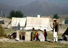 بعد از جنگ، فقر تهدیدی برای جان بیجاشدگان غور