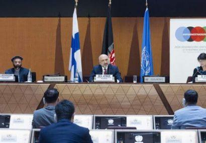 پایان نشست جینوا و تعهد کمک ۱۳ ملیارد دالری جامعه جهانی به افغانستان