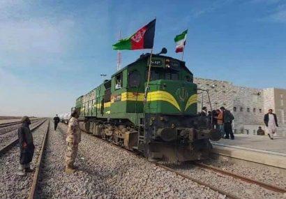 خط آهن هرات – خواف، افغانستان را روی ریل جهانی انداخته است