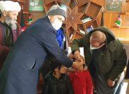 تمام کودکان غور در کمپاین خزانی پولیو واکسین میشوند