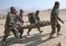 یک کشته و یک زخمی از نیروهای امنیتی در ولسوالی مقر بادغیس