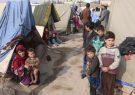 کمک به یک هزار و ۴۱۵ فامیل بیجاشده در بادغیس