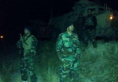 درگیری میان نیروهای امنیتی و طالبان در فراه/ دو کشته و پنج زخمی از  این گروه
