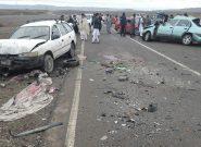 حادثه ترافیکی در مسیر هرات_پشتون زرغون، ۱۲ زخمی برجای گذاشت