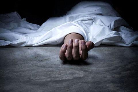 یک خانم با ضربه قیچی توسط شوهرش به قتل رسید