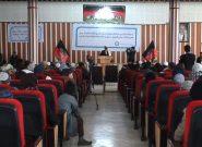 افغانها باید روی پای خود ایستاده و متکی به کسی نباشند