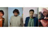 دستگیری باند سرقت وسایل در هرات/یک زن نقش اصلی این باند را داشت