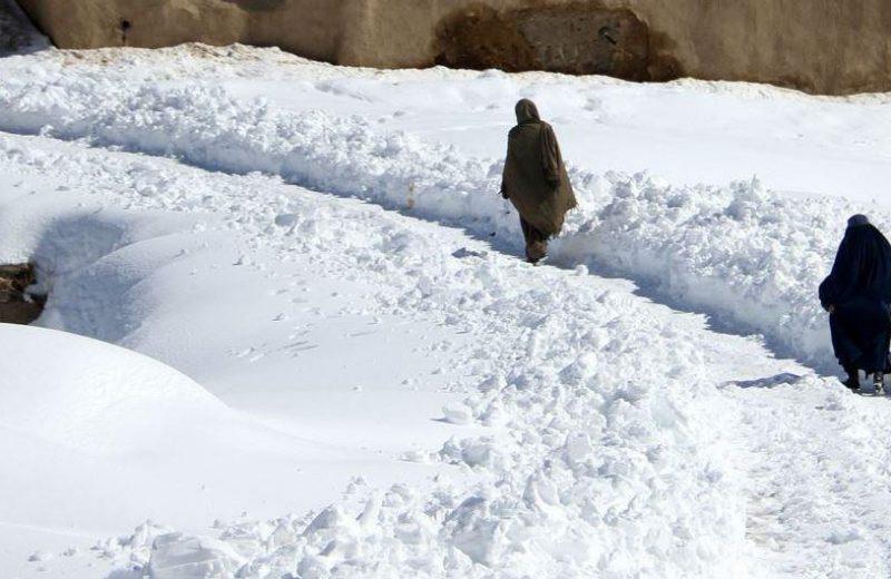 شروع سردی شدید غور خبر از زمستان پرچالش میدهد