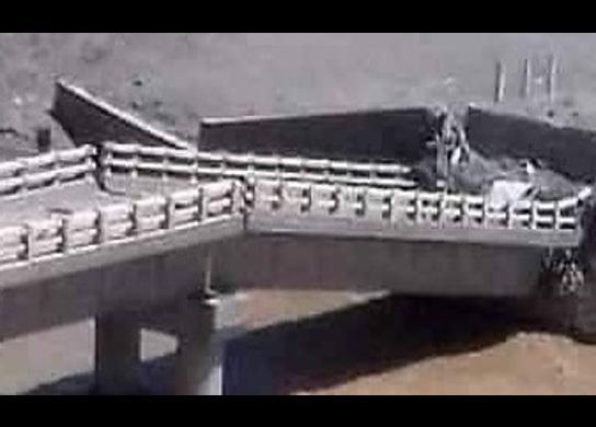 طالبان مانع بازسازی پل کمینج میشوند/مردم با چالش جدی مواجهاند