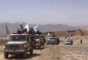 خاک سفید فراه مرکز تصمیم گیری طالبان و موقعیت اصلی تجمع بیشترین نیروهای این گروه است