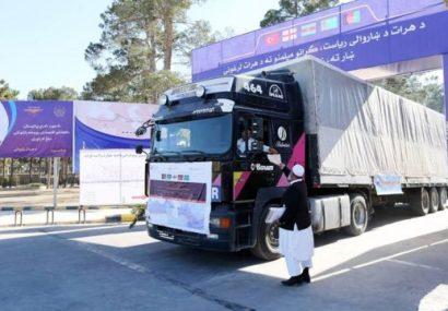 افزایش ۳۰ درصدی صادرات هرات در سال ۹۹ نسبت به ۹۸