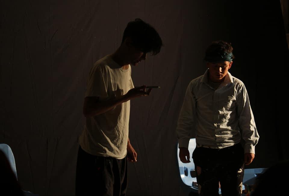 به صحنه کشانیدن رویداد تروریستی دانشگاه کابل با اجرای تئاتر در هرات