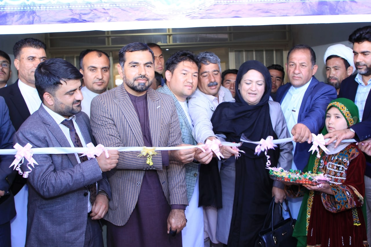 افتتاح پنچ مکتب تازه ساخته شده در کرخ هرات