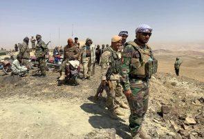 ۵ کشته و ۳ زخمی از طالبان در غرب فیروزکوه