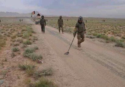 هشت طالب در شیدند هرات کشته شدند