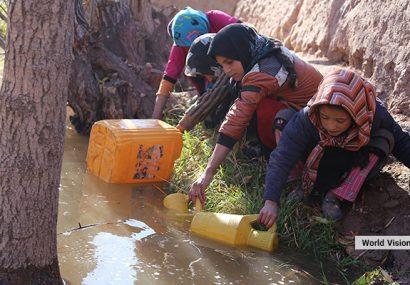 تهدید خشکسالی و کمبود آب بلای جان مردم بادغیس