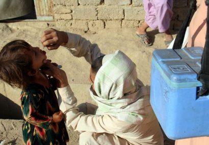 نگرانی از ثبت نمونه مثبت پولیو در غور/۵۰ فیصد کودکان از دریافت واکسن بازماندهاند