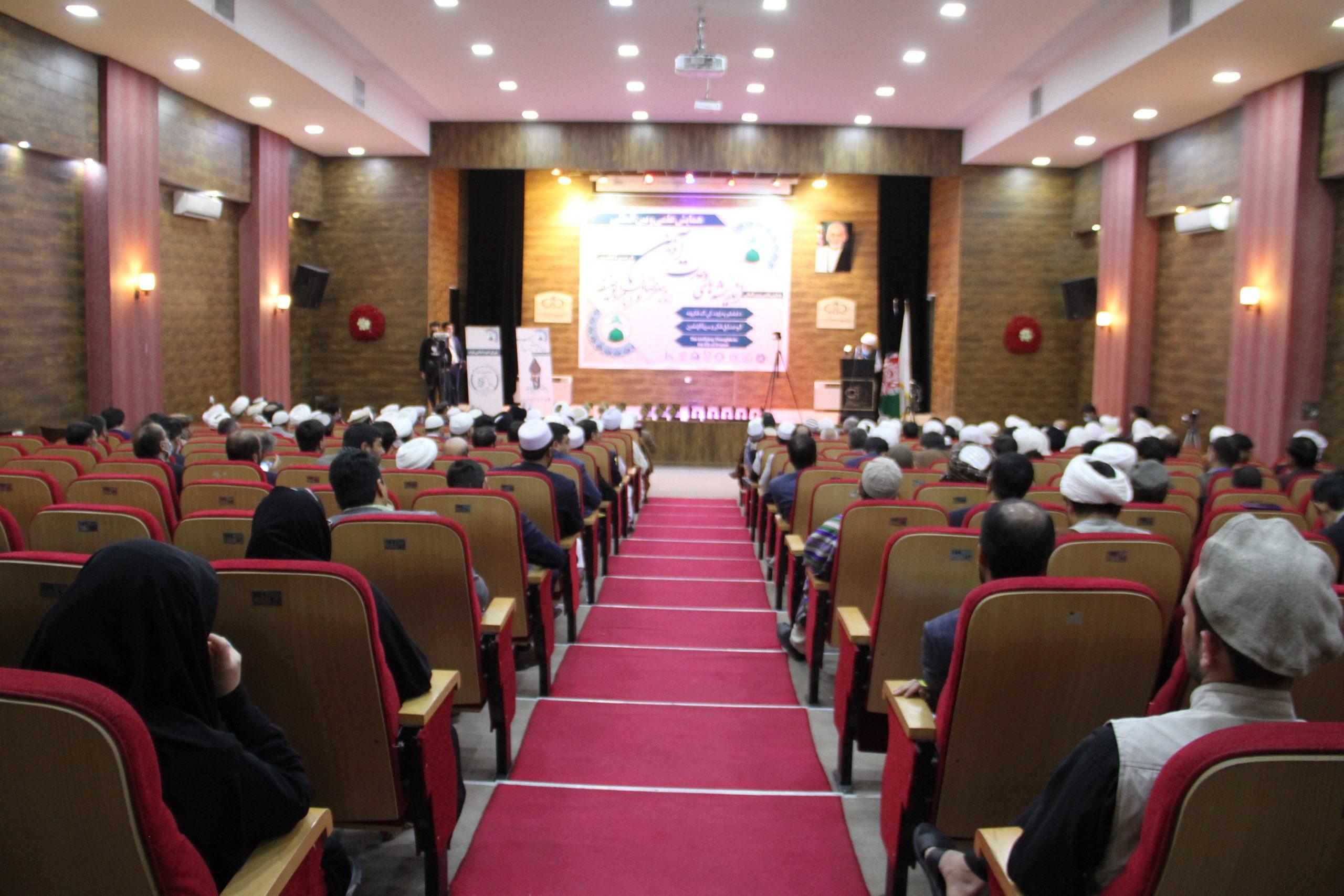 تاکید جدی بر وحدت اسلامی و تقویت و انتقال این نگرش به جهان اسلام