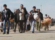 مرز اسلام قلعه هرات به علت تهدید شیوع کرونا به روی رفت و آمد مسدود شد