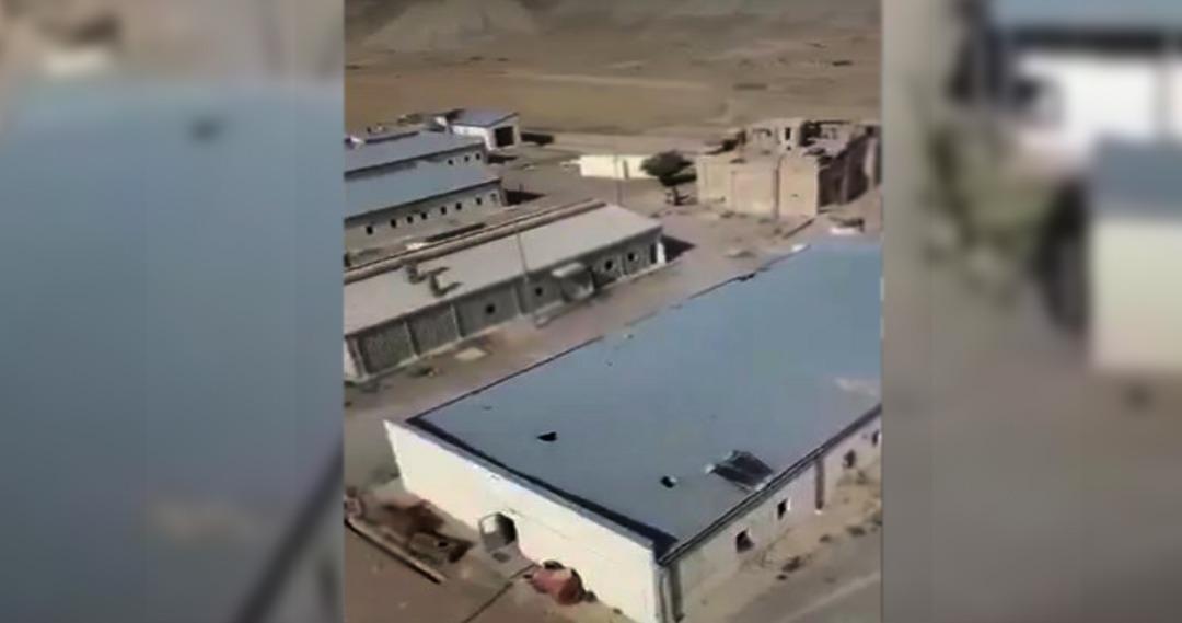انتقال یک قرار گاه بزرگ ارتش از گلران به کهسان هرات/طالبان ادعا دارند سقوط دادیم