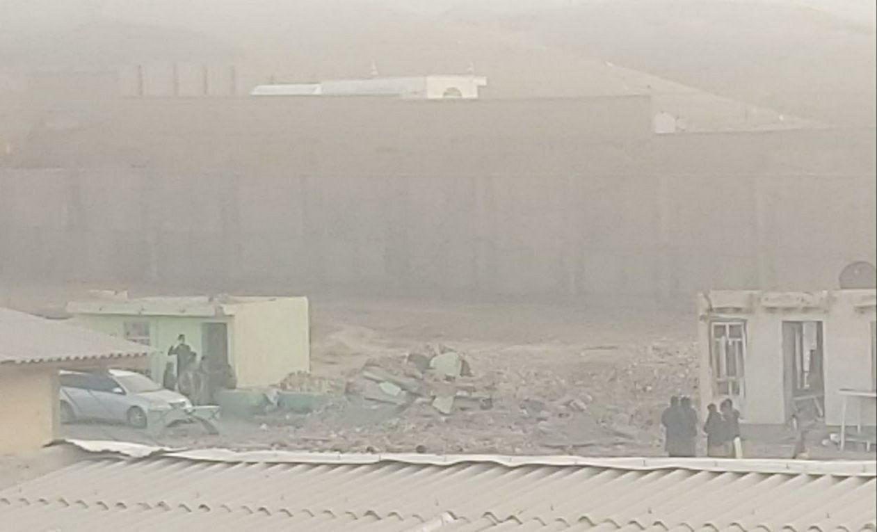 یک کشته و دو زخمی از پولیس در انفجار صبح امروز هرات