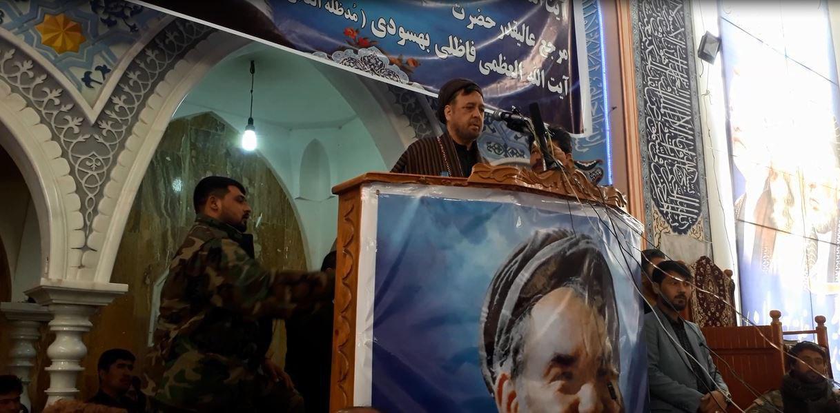 رُکن اساسی جهاد و مبارزه استاد مزاری (رح) آزادی و اتحاد در کشور بود