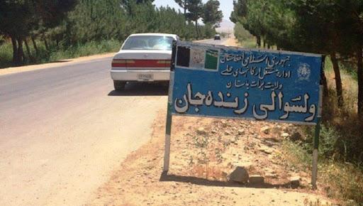 درگیری در چند ولسوالی هرات/سه نیروی پولیس در انفجاری جان باختند