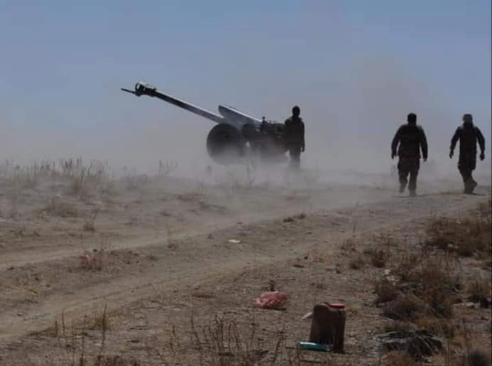 تلفات سنگین طالبان در ولسوالی شیندند هرات/۲۲ کشته و ۱۷ زخمی