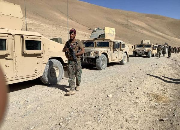 چهار طالب در تیوره غور کشته شدند/طالبان در تلاش ناامن سازی این ولسوالی اند
