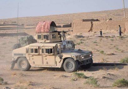ساختمان ولسوالی شیندند هرات در محاصره طالبان/غیرنظامیان خسارات و تلفات دیدند