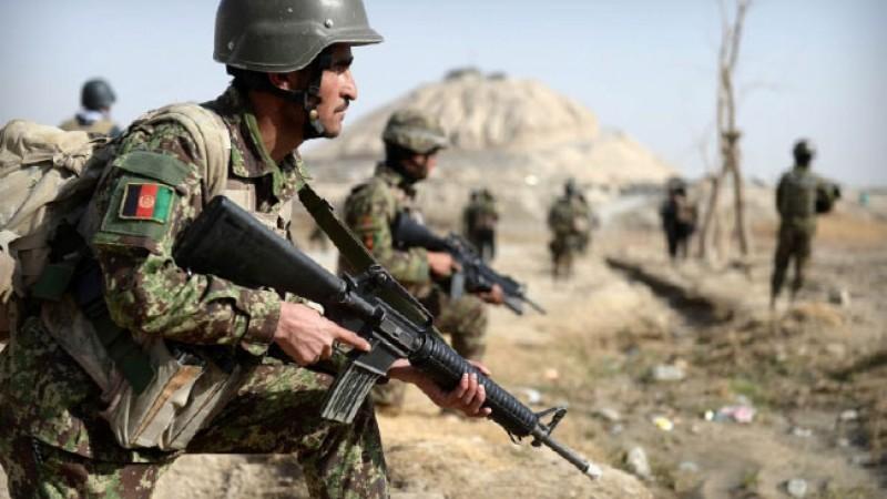 دفع حمله تهاجمی طالبان بالای ولسوالی فرسی هرات/۴۰ کشته و زخمی از این گروه