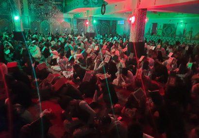 مراسم احیای شبهای قدر در مسجد و حسینیه کاظمیه