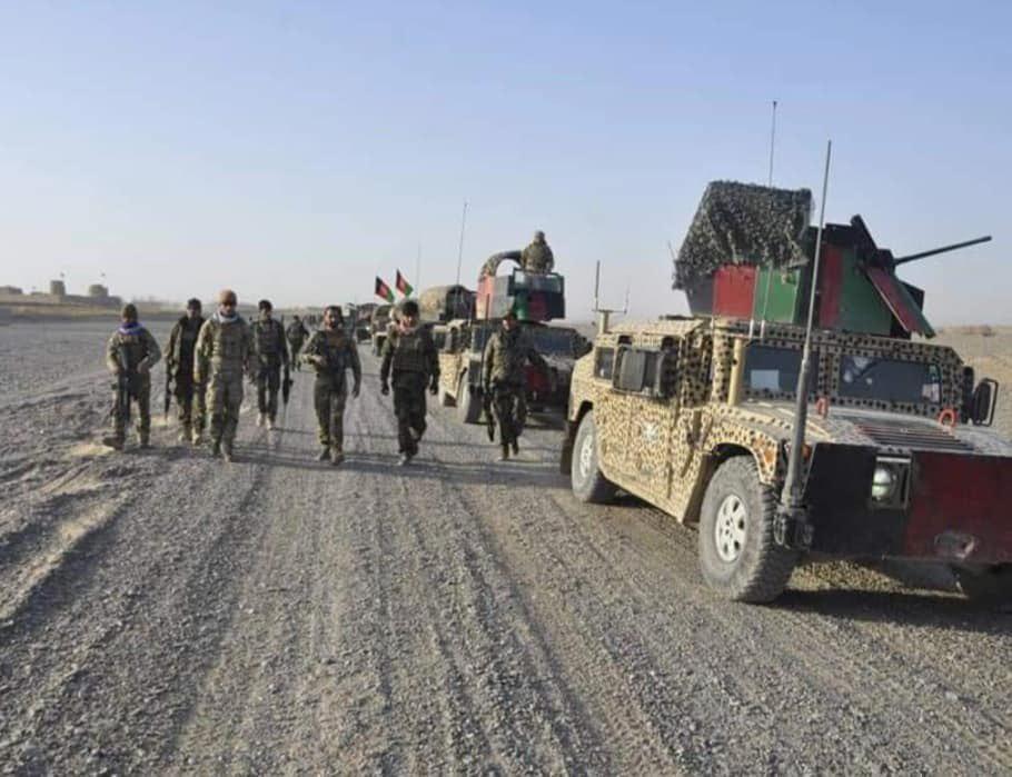 ۴۴ تن از طالبان در ولایت فراه کشته و ۲۷ نفر دیگر شان هم مجروح شدند