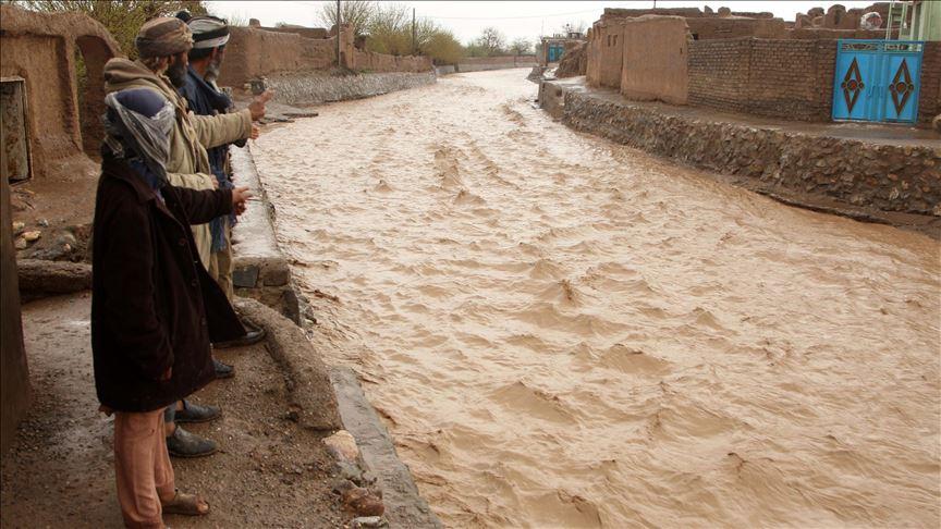 سیلاب در غور جان هفت تن را گرفت/خسارات وارده به مردم بالاست
