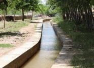 شش کانال آبیاری تا ختم سال روان در هرات ساخته میشود