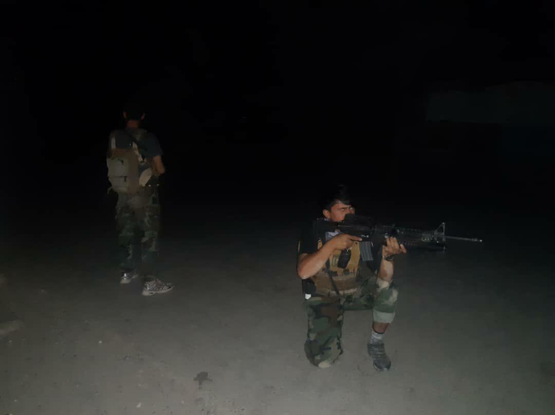 در گلران هرات ۲۰ جنگجوی طالبان کشته شدند