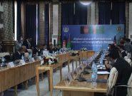 دیدار وزیرخارجه افغانستان و ترکمنستان در هرات