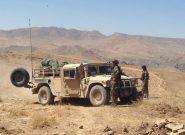نبرد طالبان و نیروهای امنیتی در ولسوالی آب کمری بادغیس/۴ کشته و ۶ زخمی از طالبان