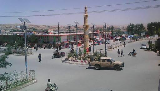 آمر سمت دوم امنیتی پولیس غور با چند نیروی زیردستش با طالبان یکجا شد