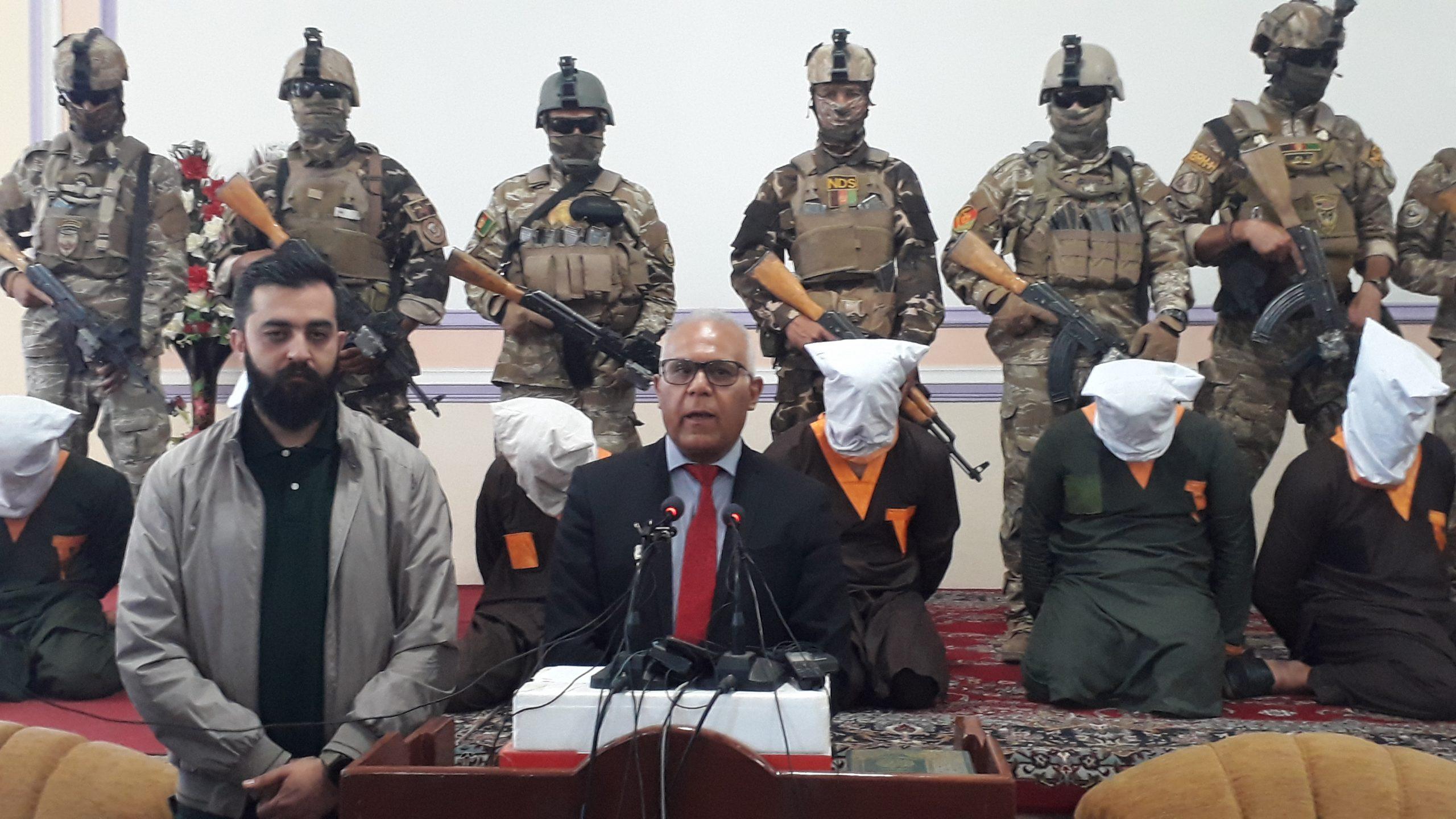 متلاشی شدن دو باند آدم ربایی در هرات/رهایی یک عالم دین از دام این افراد