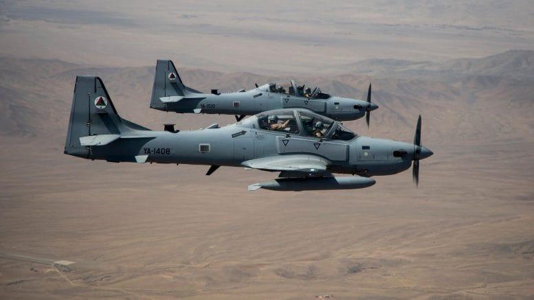 در حملات هوایی و زمینی در هرات، ۱۸ جنگجوی طالب کشته شدند