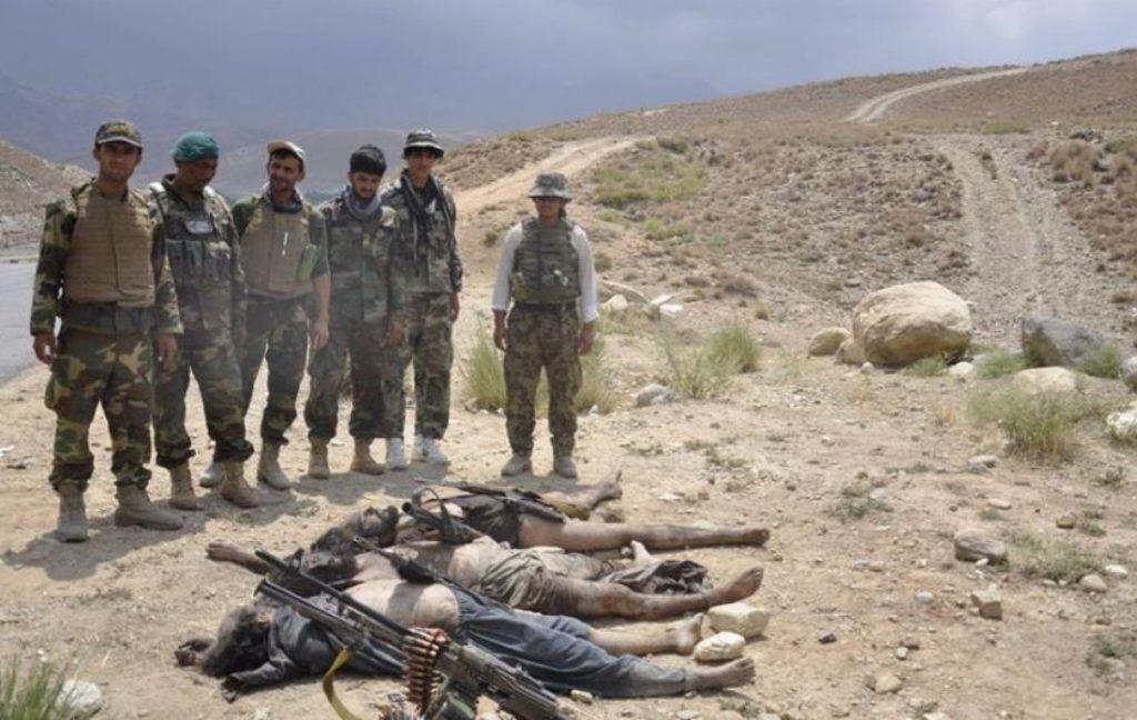 طالبان در هرات ۲۱ کشته و ۱۰ زخمی دادند