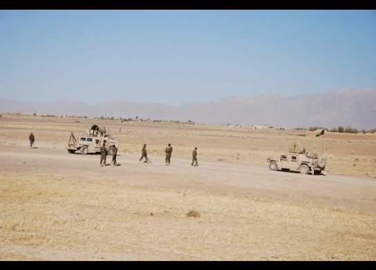 شهر فراه هدف حملات طالبان/حمله شب گذشته این گروه عقب زده شد