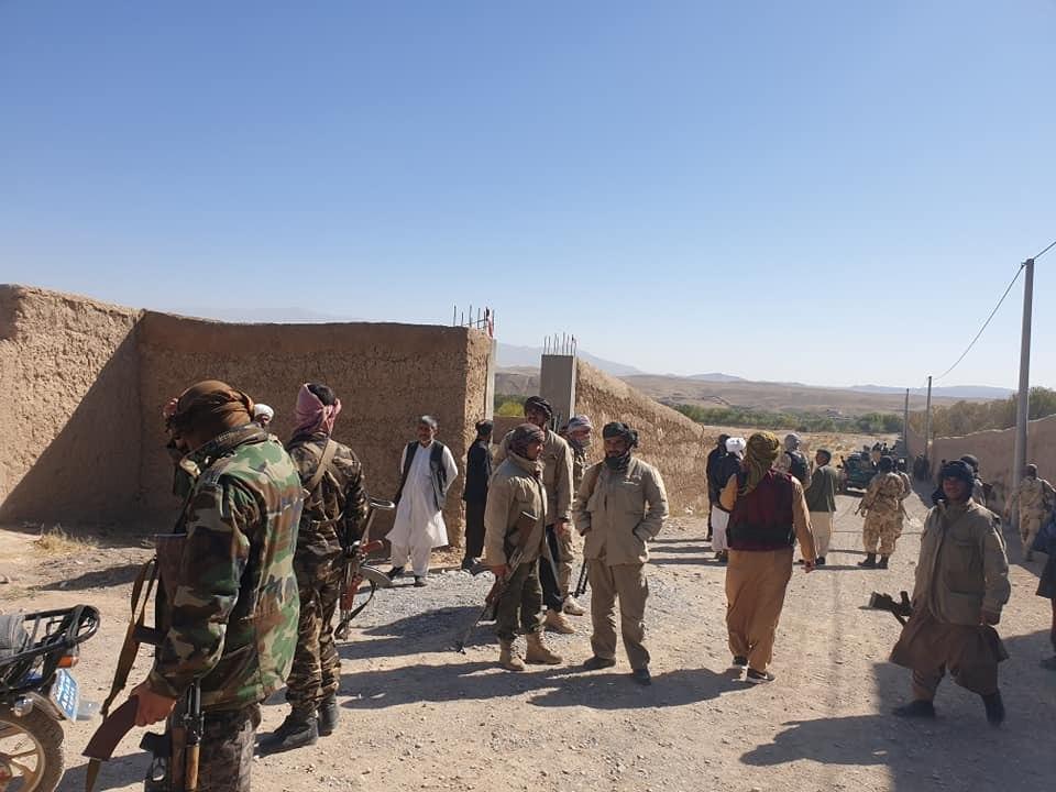 شکست طالبان در دو ولسوالی گذره و کرخ هرات/۴۷ کشته و ۶۲ زخمی